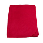 Fleece Throw Blanket -  50 x 60