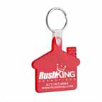 House Soft Squeezeable KeyTag