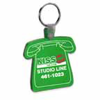 Telephone Soft Squeezeable KeyTag