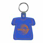 T-Shirt Soft Squeezeable KeyTag