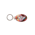 Oval Shape Key tag