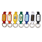 Full Color Dome Keychain Bottle Cap Opener