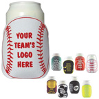 Sports Themed Can Holder