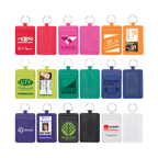 Deluxe ID Holder Wallet Key Holder