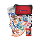 First Aid Emergency Deluxe Kit