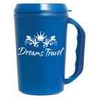 22 ounce Insulated Travel Mug