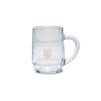 10 oz Hayworth Glass Mug