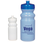 20 Ounce Frosted Fitness Bottle