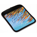 Full Color Luggage Identifier and Mini Mouse Pad