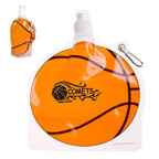 HydroPouch 24 oz.Basketball Collapsible Water Bottle