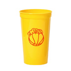 22 oz. Smooth Recycleable Stadium Cup