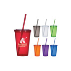 20 OZ Economy Single Wall Tumbler