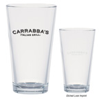 16 oz Classic Ale Pint Glass Cup