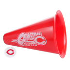 8 in Megaphone with Imprinted Cap