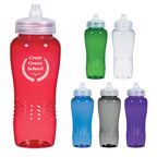 Wave Bottle 26 Ounce with Sure Flow Lid