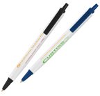 BiC Tri-Stick Ecolutions Recycled Click Pen