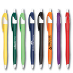 Slimster Colored Click Pen