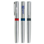 Steel Cap Metal Pen