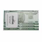 $50 Dollar BIll Monthly Planner