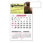 3 X 5.5 Adhesive or Magnet Calendar Pad - Arch