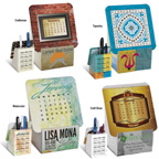 Coaster Desk Top Calendar