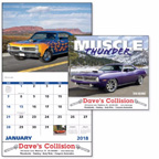 Good Value Muscle Thunder Calendar