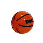 9 Inch Inflatable Basketball  Beach Ball