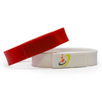 Buckle Wrist Band Flash Drive 1GB
