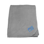 Embroidered 50 x 60 Econo Fleece Throw Blanket