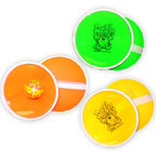 Suction Ball Toss Paddle Game