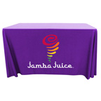 Table Cloth Cover - 4 Foot Throw Style