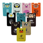 Paws N Claws Silicone Cell Phone Pocket Sleeve Wallet