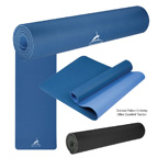 Two Tone Double Layer Yoga Mat