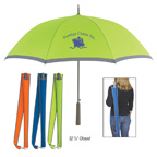 46in Arc Two-tone Umbrella