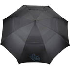 64 Inch Slazenger Caddy Vented Automatic Golf Umbrella