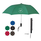 36 Inch Arc Telescopic Folding Automatic Umbrella