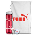 Jogger Bottle Golf Gift Set