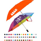 Great Colors Folding Auto Open Umbrella