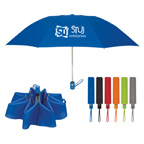 44 Inch Arc Super Automatic Telescopic Inversion Umbrella